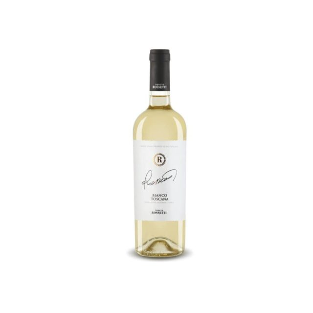 Tenute Rossetti Toscana Bianco Igt Feherbor 0 75l