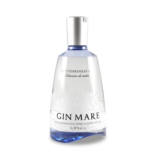 165257 Large Gin Mare Mediterranean 42 7 Vol 100cl